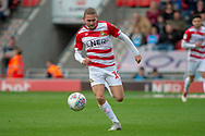 Doncaster Rovers forward Alfie May during the EFL Sky Bet League 1 match between Doncaster Rovers and Bradford City at the Keepmoat Stadium, Doncaster, England on 22 September 2018.