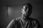 Since arriving at Pastor Banda's refuge,and prays every day, the nightmares are no more. He would like to become a preacher.