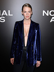 January Jones bei der Nocturnal Animals Los Angeles Premiere / 111116 ***Nocturnal Animals Los Angeles Premiere in november 11, 2016***