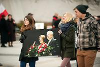 09.04.2013 Bialystok n/z Marsz Pamieci w przeddzien 3. rocznicy katastrofy smolenskiej fot Michal Kosc / AGENCJA WSCHOD