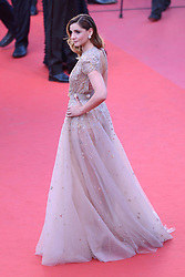Clotilde Courau arriving at Les Fantomes d'Ismael screening and opening ceremony held at the Palais Des Festivals in Cannes, France on May 17, 2017, as part of the 70th Cannes Film Festival. Photo by Aurore Marechal/ABACAPRESS.COM