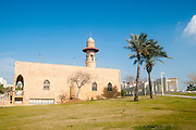 Jabalia Mosque in the Kidron Park, Jaffa, Israel