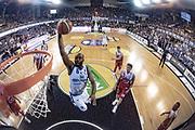 Landry marcus<br /> Germani Leonessa Basket Brescia - EA7 Olimpia Milano<br /> Legabasket Serie A 2017/18<br /> Semifinali, Gara 02<br /> Montichiari, 28/05/2018<br /> Foto MarcoBrondi / Ciamillo-Castoria