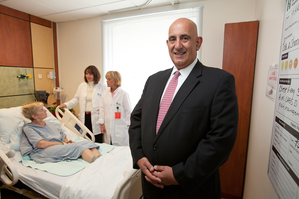 Weymouth, MA 03/15/2012.Jim Mamary, CEO of Royal Health Group.For South Shore Hospital President's Circle Ad.Alex Jones / www.alexjonesphoto.com