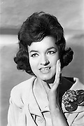 24/04/1964<br /> 04/24/1964<br /> 24 April 1964 <br /> Miss Elisabeth Hennessy, model with Violet Collins Agency, 5 Upper Pembroke Street, Dublin.