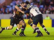 Twickenham, England. Zurich Premiership. Harlequins vs Rotherham Titans The Stoop Surrey. 16.04.2004. [Mandatory Credit: Peter Spurrier/Intersport-images].