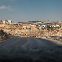 Countryside in the West Bank