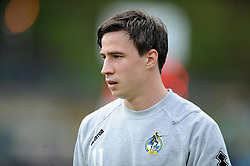 Bristol Rovers' Fabian Broghammer - Photo mandatory by-line: Dougie Allward/JMP - Mobile: 07966 386802 26/04/2014 - SPORT - FOOTBALL - High Wycombe - Adams Park - Wycombe Wanderers v Bristol Rovers - Sky Bet League Two