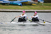 Crew: 456  EVE-BRADLEY  Evesham Rowing Club  W J16 2x<br /> <br /> Abingdon Spring Head 2019<br /> <br /> To purchase this photo, or to see pricing information for Prints and Downloads, click the blue 'Add to Cart' button at the top-right of the page.