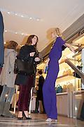 ZOE DE GIVENCHY; CALGARY AVANSINO; , Smythson Sloane St. Store opening. London. 6 February 2012.