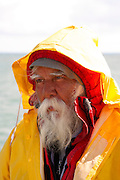 An Old fishermen, San Clemente Orange County, California