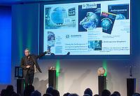 Johan Rockstrom at the Inaugural WWF Living Planet Lecture at The Royal Society, London. 3/11/2016