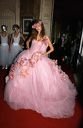 CHLOE PRIDHAM at the 2006 Moet & Chandon Fashion Tribute in honour of photographer Nick Knight, held at Strawberry Hill House, Twickenham, Middlesex on 24th October 2006.<br /><br />NON EXCLUSIVE - WORLD RIGHTS