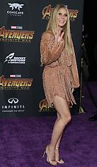 Avengers: Infinity War World Premiere - 23 April 2018