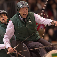 FEI World Cup Driving - Jumping Bordeaux 2013