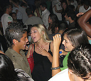 ***EXCLUSIVE**.Fernando Verdasco, Spanish Tennis player ranked No 13 in NYC for the US Open, with Camila Belle actress of 10,000 BC Movie were dancing, hugging, kissing all night at Joel Rousseau Party..New York, NY, USA .Thursday, September 04, 2008.Photo By Celebrityvibe.com.To license this image call (212) 410 5354 or;.Email: celebrityvibe@gmail.com; .Website: www.celebrityvibe.com.