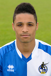 Daniel Leadbitter of Bristol Rovers - Mandatory byline: Dougie Allward/JMP - 07966386802 - 03/08/2015 - FOOTBALL - Bristol Rovers Training Ground -Bristol,England - Bristol Rovers Headshots