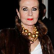NLD/Amsterdam/20120308 - Presentatie nieuwe collectie voor Louis Vuitton, Ans Markus