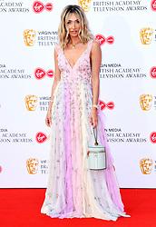 Megan McKenna attending the Virgin Media BAFTA TV awards, held at the Royal Festival Hall in London. Photo credit should read: Doug Peters/EMPICS