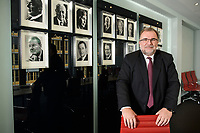 03 MAY 2021, BERLIN/GERMANY:<br /> Siegfried Russwurm, Praesident Bundesverband der Deutschen Industrie, BDI, und Aufsichtsratschef Thyssenkrupp, BDI, Haus der Wirtschaft<br /> IMAGE: 20210503-02-041
