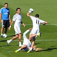 Madrid Training 130913