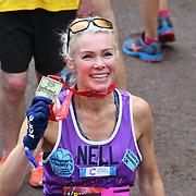 Virgin Money London Marathon - Finishline