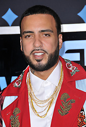 French Montana at the 2017 BET Awards held at Microsoft Theater on June 25, 2017 in Los Angeles, CA, USA (Photo by Sthanlee B. Mirador) *** Please Use Credit from Credit Field ***