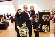 Connolly Motor Group has opened its new state-of-the-art Audi Terminal Showrooms in Ballybrit, Galway. <br /> The finishing touches have been put to the ultra-modern dealership, increasing to 35 full-time jobs, bringing the number of full-time employees at the Connolly Motor Group to over  200 with 35 of those located in Galway.<br /> Work on the new €5 million state-of-the-art dealership began just before Christmas last year and opened on Tuesday October 31st.<br /> The new 'Audi Terminal' is just a stone's throw from Connollys' former Audi Galway dealership at the Briarhill Business Park, close to the Galway Racecourse in Ballybrit. <br /> Finished to the highest spec with the most up-to-date technology, the 23,000 sq. ft. car retail facility is based around Audi's newest design concept. <br /> It is one of the most modern facilities in the country and includes the most up-to-date technology for electric vehicles with multiple power points.<br /> At the Weekend launch was Kevin <br />  Photo:Andrew Downes