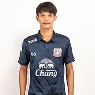 THAILAND - JUNE 07: Kittiphot Daengarun #21 of Suphan Buri FC on June 07, 2019.<br /> .<br /> .<br /> .<br /> (Photo by: Naratip Golf Srisupab/SEALs Sports Images/MB Media Solutions)
