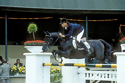 Durand Pierre-Jappeloup<br /> European Championship Rotterdam 1989<br /> Photo © Dirk Caremans