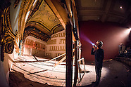 Colonial Theater Renovation Work