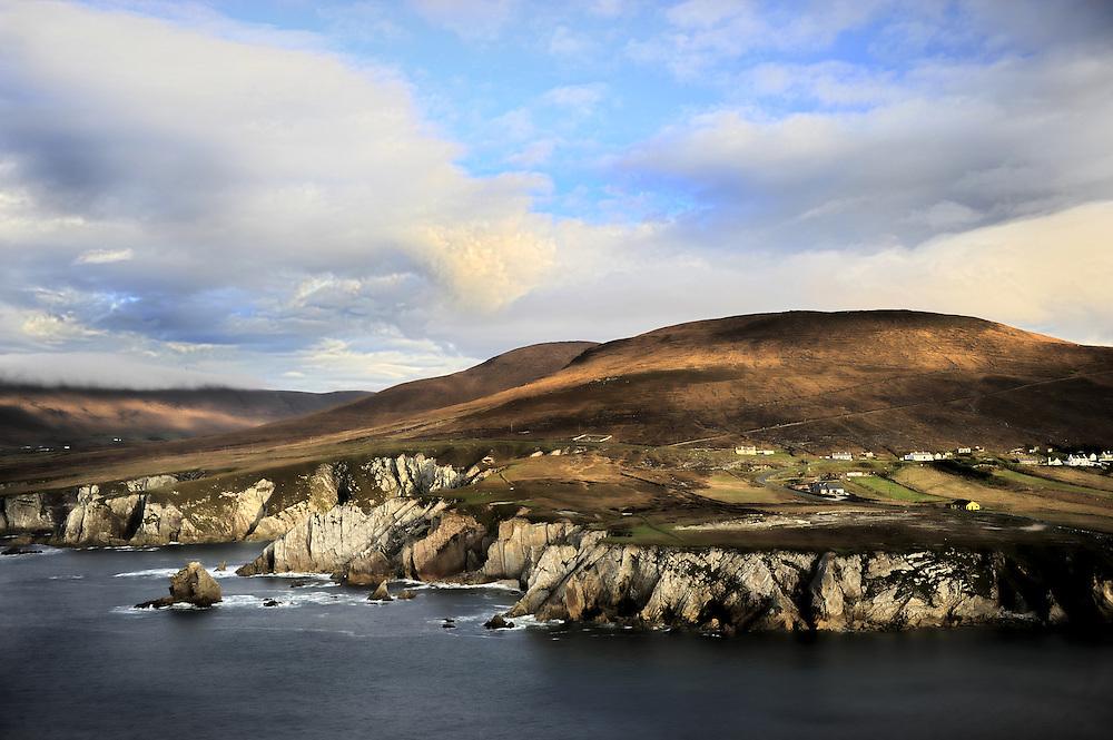 Images of Achill Island, County Mayo, Ireland.