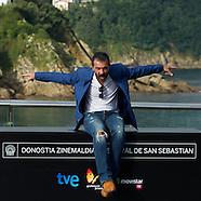 092114 62nd San Sebastian Film Festival: 'Automata' Photocall