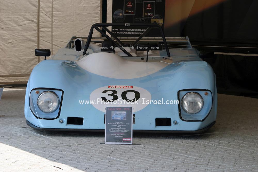 1979 Lola T298 race car