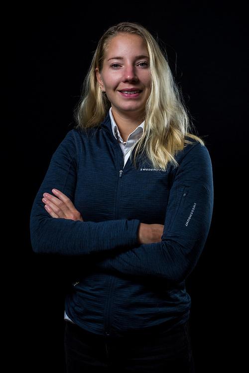 ÖSTERSUND 20210922<br /> Emma Höglund - Media, Kommunikation, PR<br /> Porträttfotografering - Svenska Skidskytteförbundet<br /> <br /> Foto: Per Danielsson/Projekt.P
