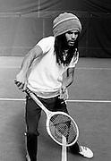 Rasta Tennis Player