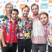 NLD/Amsterdam//20170530 - Young Impact Celebration 2017, Streetlab (Tante Joke Karaoke Band)