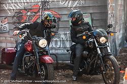 The Cycle Source bike show at the Broken Spoke Saloon during Daytona Beach Bike Week. FL. USA. Tuesday, March 14, 2017. Photography ©2017 Michael Lichter.