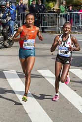 NYC Marathon, Keitany, Sumgong break away at mile 22