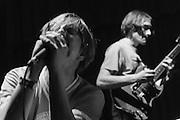 The It*Men live at Beachland Ballroom for Ken Janssen's ALS benefit concert, photo by Mara Robinson