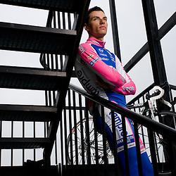 20100422: SLO, Portrait of Slovenian rider Simon Spilak