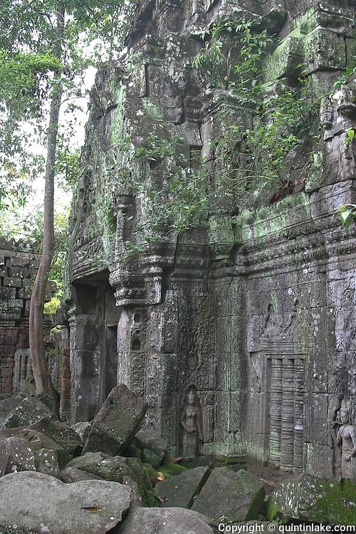 Beng Mealea Temple, Angkor, Cambodia