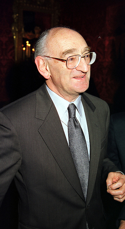 LORD HASKEL at a reception in London on 17th November 1999.MZF 110