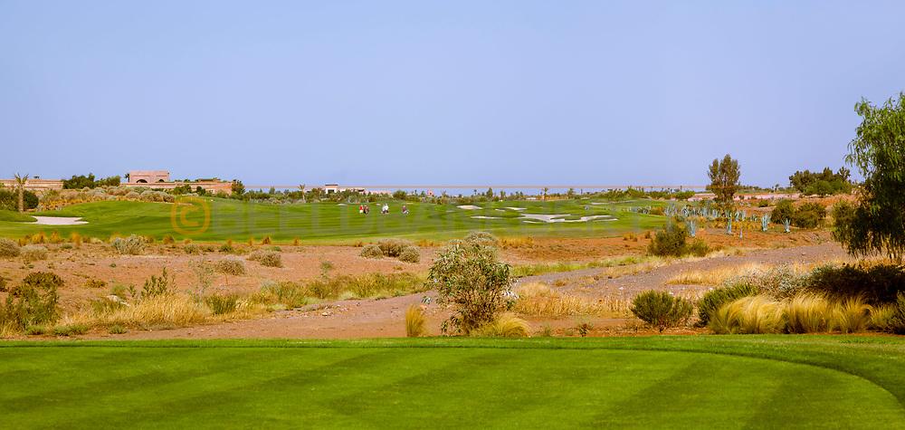 PANORAMA - De 18 holes van de Samanah Country Club zijn ontworpen door Nicklaus Design en het resort heeft een David Leadbetter Golf Academy.