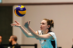 16.05.2019, Montreux, SUI, Montreux Volley Masters 2019, Deutschland vs Polen, im Bild Lisa Gruending (Germany #22) // during the Montreux Volley Masters match between Germany and Poland in Montreux, Switzerland on 2019/05/16. EXPA Pictures © 2019, PhotoCredit: EXPA/ Eibner-Pressefoto/ beautiful sports/Schiller<br /> <br /> *****ATTENTION - OUT of GER*****