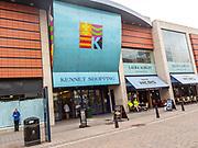 Kennet Shopping centre, Bartholomew Street, Newbury, Berkshire, England, UK