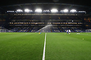 Stamford Bridge during the EFL Trophy match between U21 Chelsea and AFC Wimbledon at Stamford Bridge, London, England on 4 December 2018.