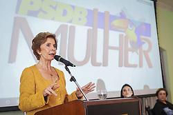 Congresso do PSDB Mulher, no hotel Plaza São Rafael, em Porto Alegre. FOTO: Jefferson Bernardes/ Agência Preview