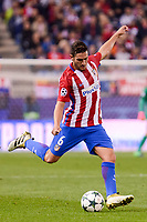 Atletico de Madrid's player Koke Resurrección during a match of UEFA Champions League at Vicente Calderon Stadium in Madrid. November 01, Spain. 2016. (ALTERPHOTOS/BorjaB.Hojas)