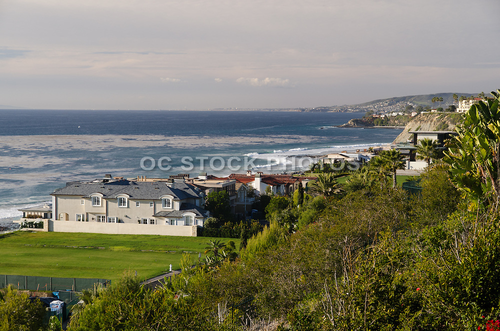 Oceanfront Custom Built Estates at the Strand at Headlands Dana Point
